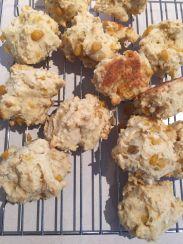 Bread corn muffins