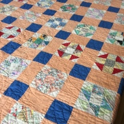 Orange view diagonal